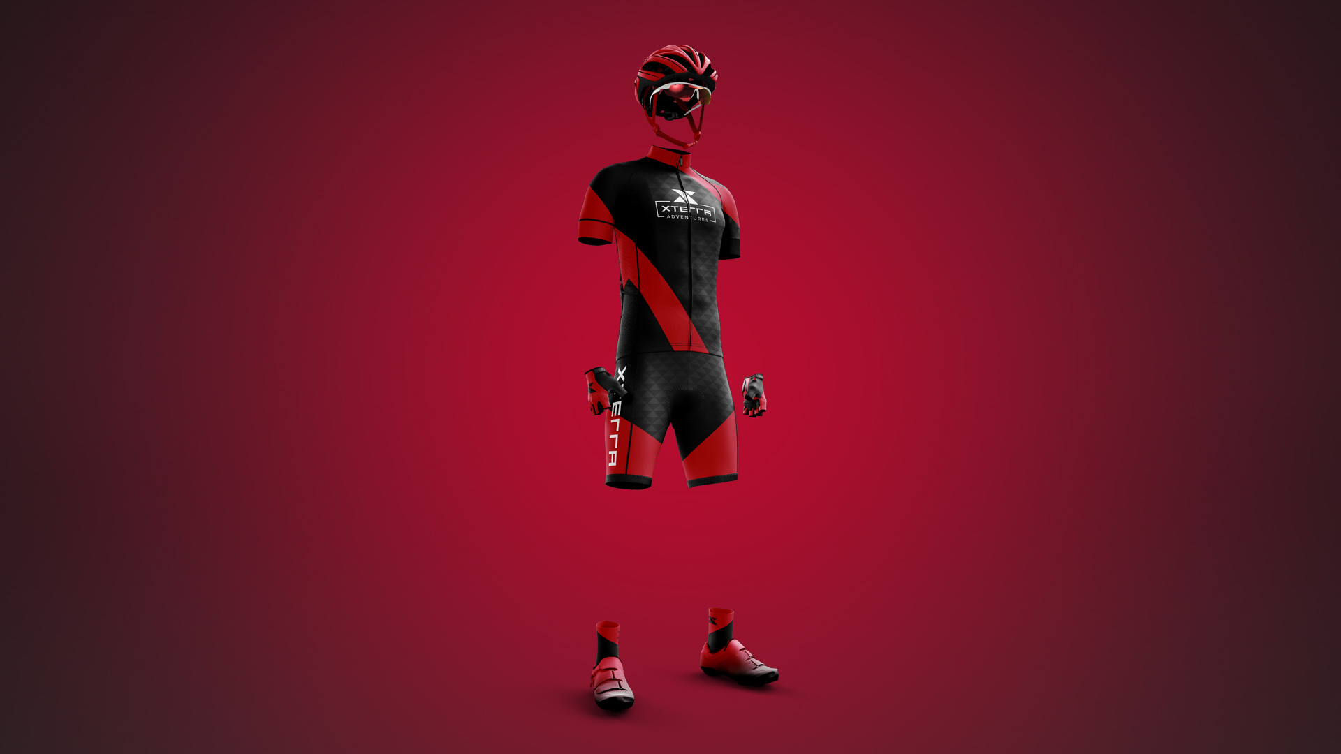 XTERRA Adventures Cycling Kit