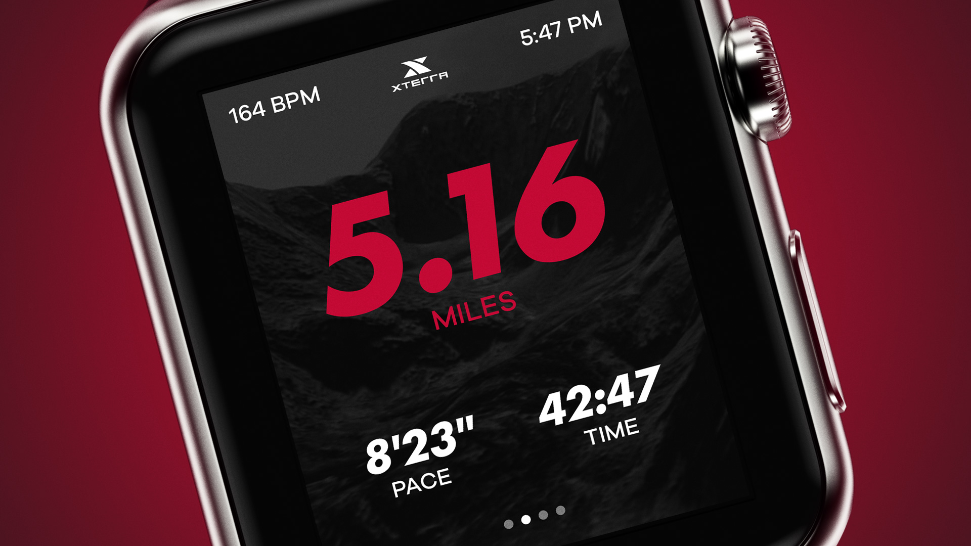 XTERRA - Apple Watch Running App Zoom