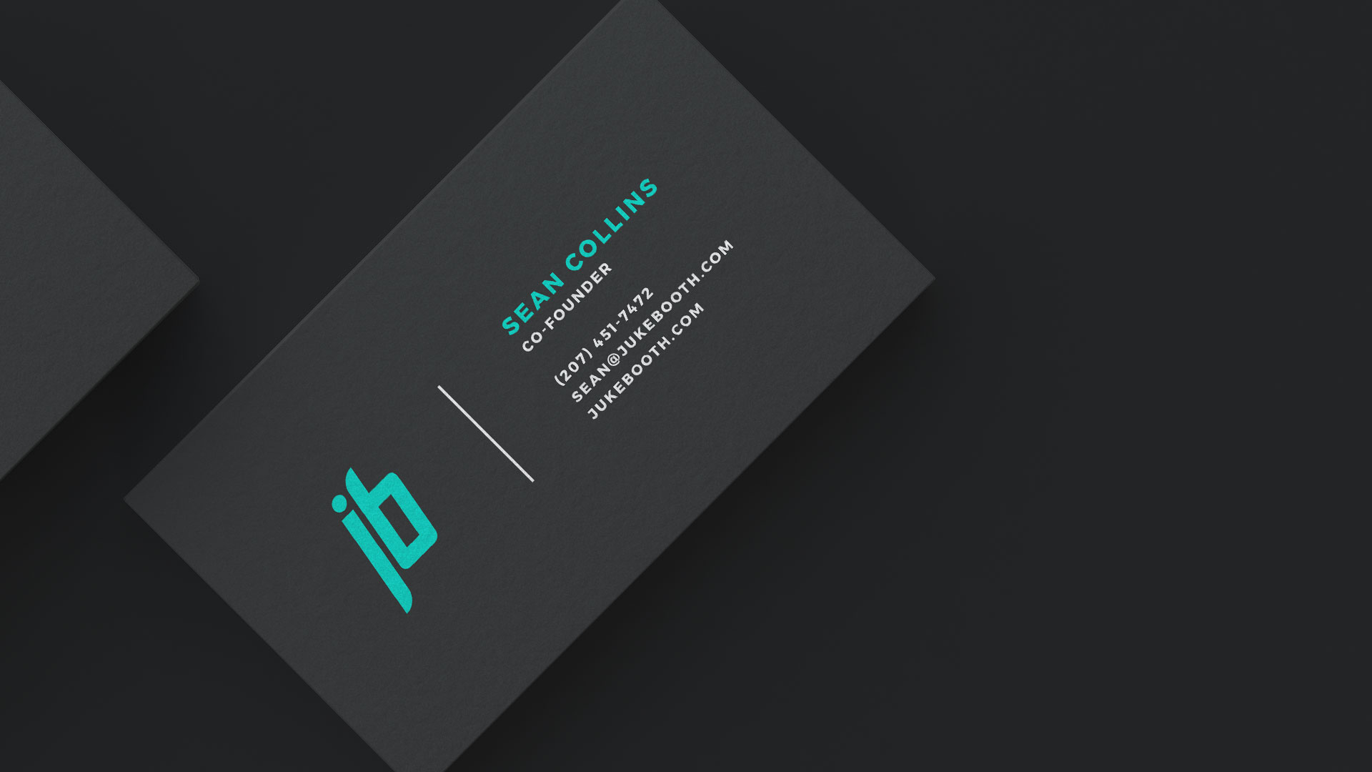 Jukebooth - Business Cards