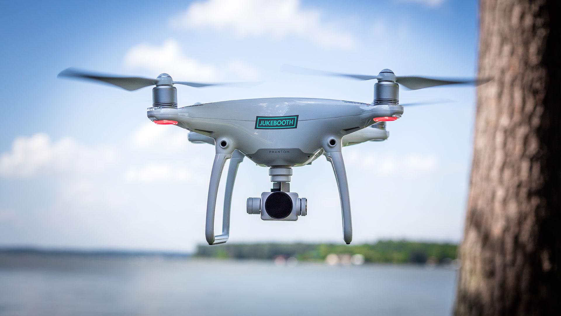 Jukebooth - Drone