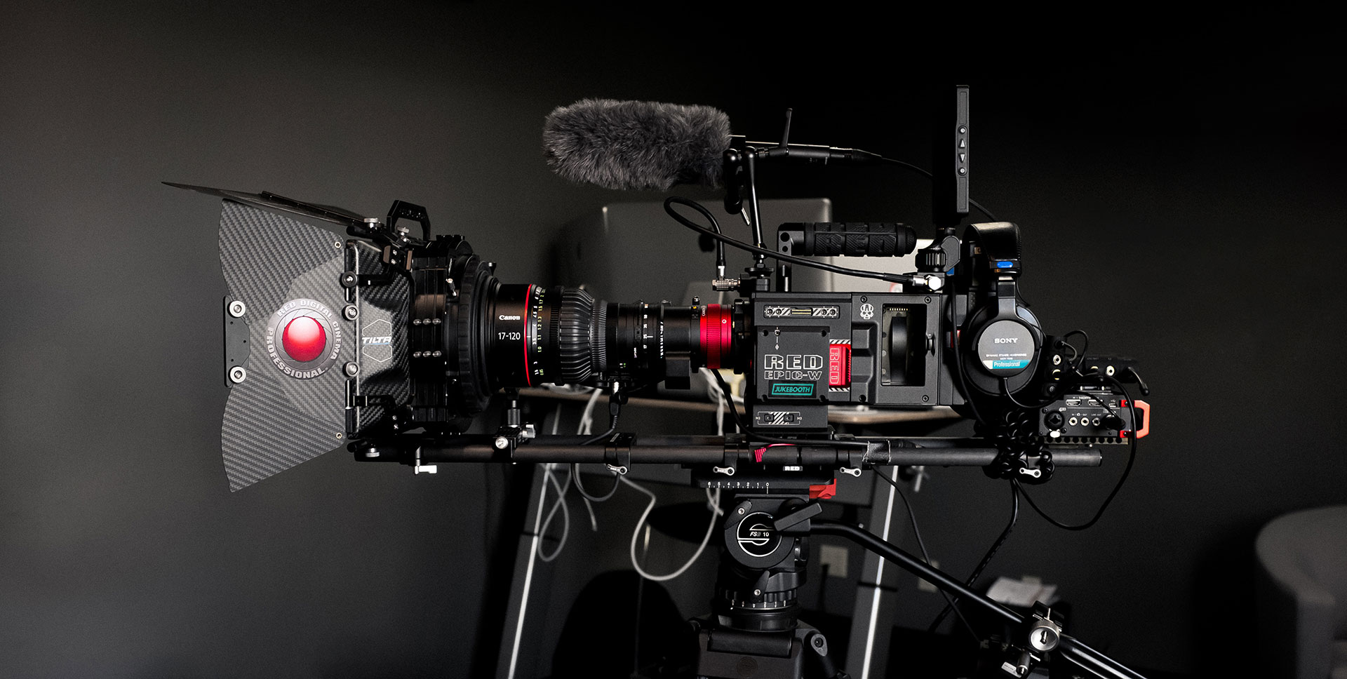 Jukebooth - Video Production Red Epic