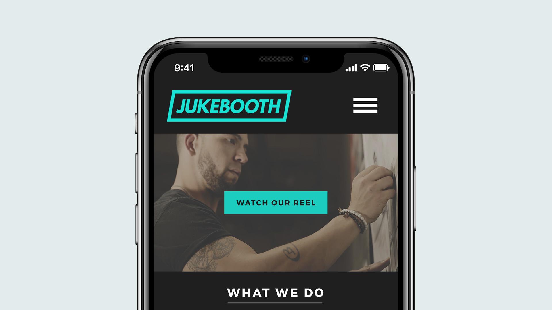Jukebooth - Mobile Zoom
