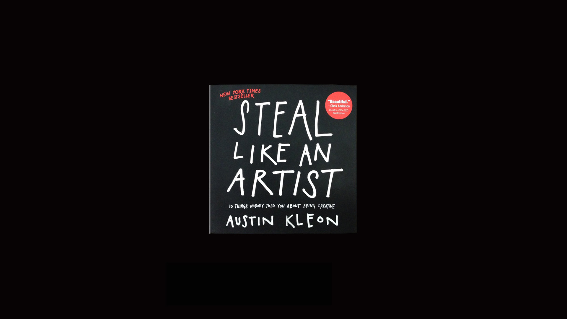 Inspirational Design Books - Steal Like an Artist