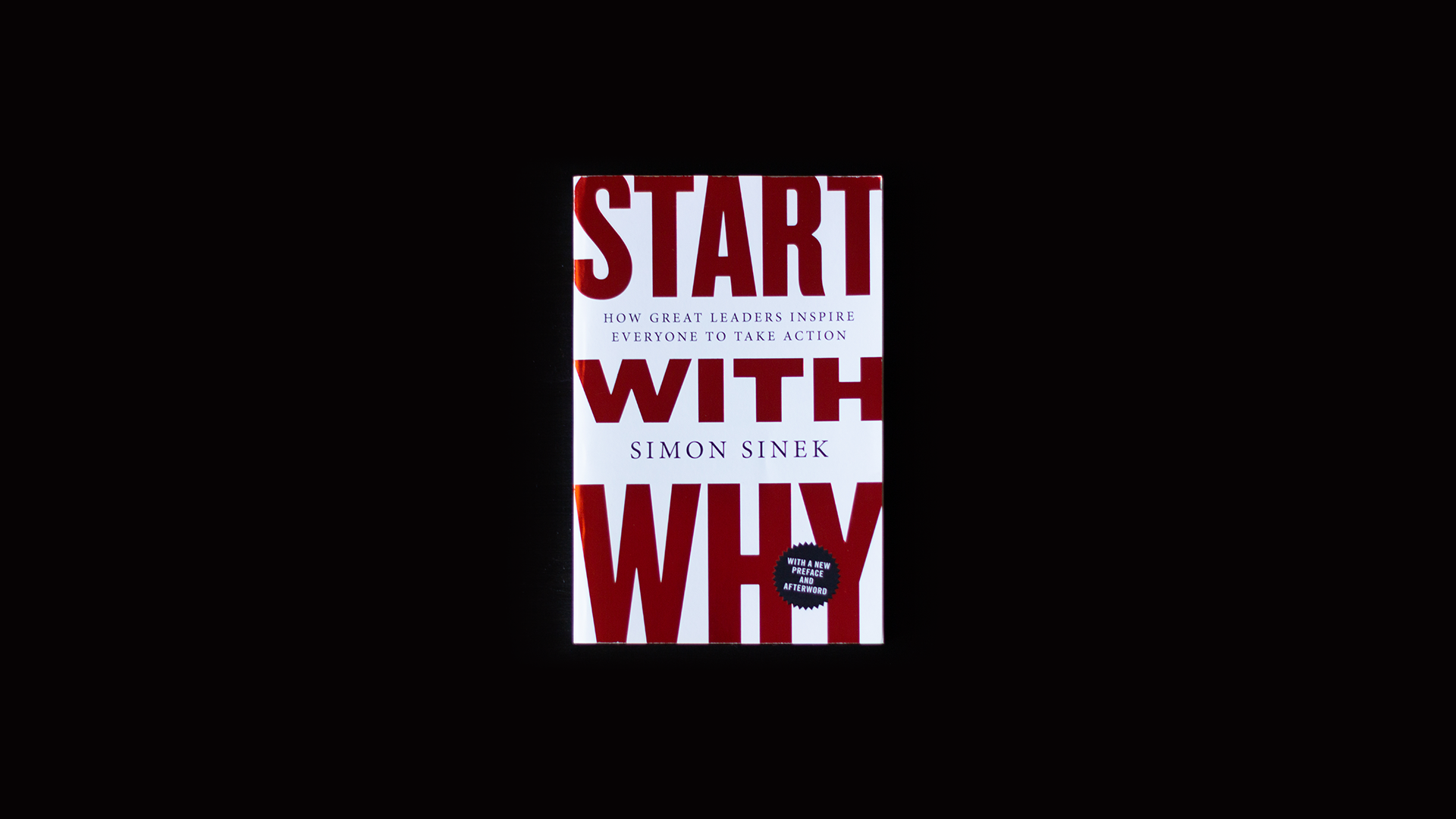 Must Read Books for Graphic Designers - Start With Why