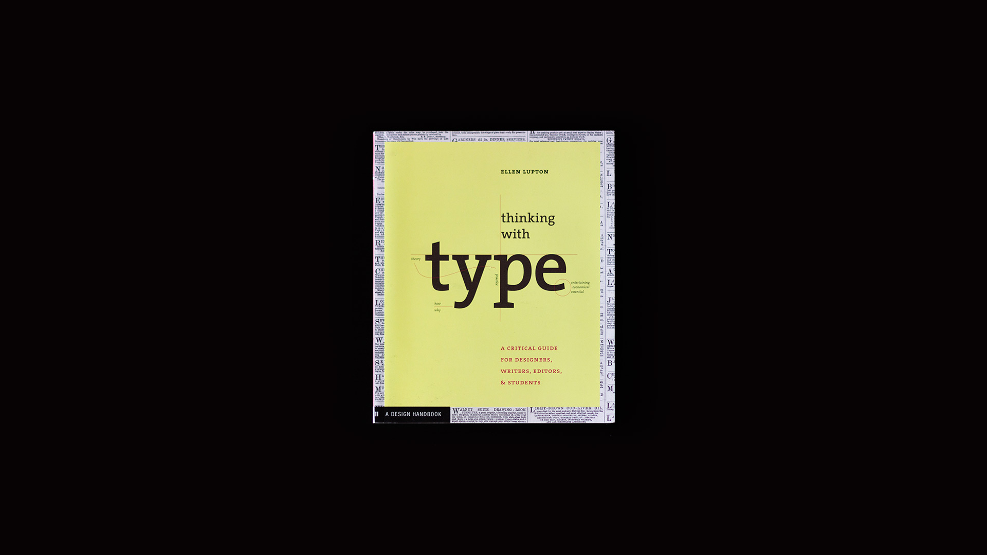 Must Read Books for Graphic Designers - Thinking With Type