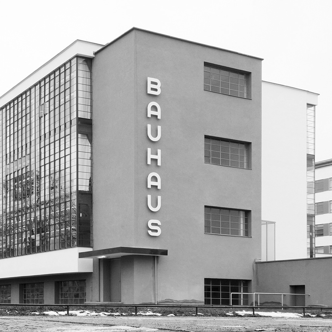 Bauhaus Dessau - Adobe Hidden Treasures Logo Design Contest Winner