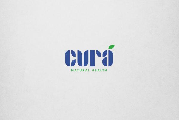 Cura - Adobe Hidden Treasures Logo Design Contest Winner