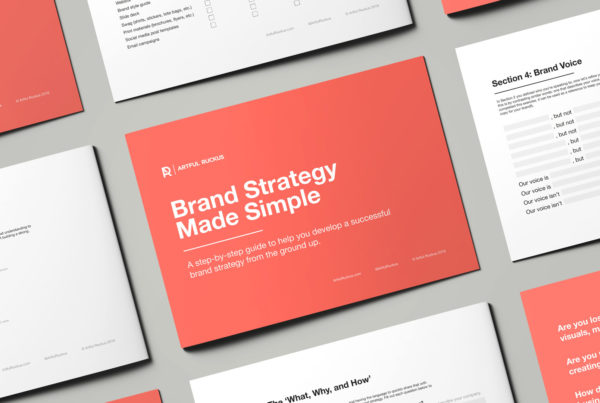 Brand Strategy Made Simple - Free Step-by-Step Guide